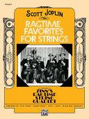 Pdf Ragtime Favorites for Strings Telecharger