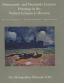 Nineteenth- and Twentieth-century Paintings