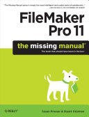 Pdf FileMaker Pro 11: The Missing Manual
