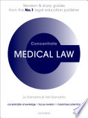Medical Law Concentrate