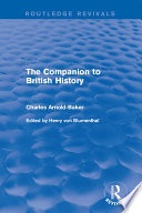 """The Companion to British History"" by Charles Arnold-Baker"