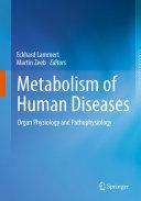 Metabolism of Human Diseases [Pdf/ePub] eBook