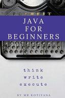 Java for Beginners 2018