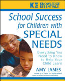 School Success for Children with Special Needs