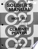 Clarinet Player Book PDF