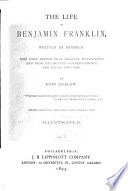 The Life of Benjamin Franklin Book PDF