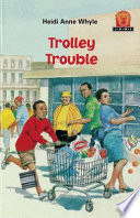 Books - Junior African Writers Series Lvl 1: Trolley Trouble | ISBN 9780435891084
