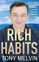 Rich Habits   Hardcover