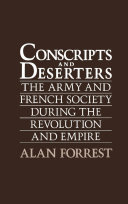 Pdf Conscripts and Deserters Telecharger
