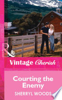 Courting the Enemy  Mills   Boon Vintage Cherish  Book