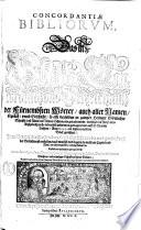 Concordantiae Bibliorum0