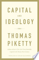 Capital And Ideology PDF