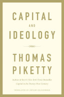 Pdf Capital and Ideology Telecharger