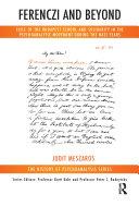 Ferenczi and Beyond Pdf/ePub eBook