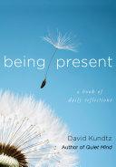 Being Present [Pdf/ePub] eBook