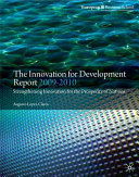 The Innovation for Development Report 2009 2010 Book