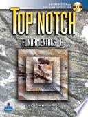 TOP NOTCH FUNDAMENTALS B(CD1장포함)