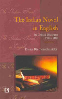 The Indian Novel In English