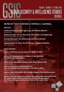 Global Security   Intelligence Studies Book