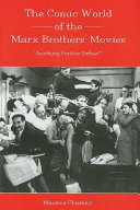The Comic World of the Marx Brothers  Movies