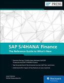 SAP S 4HANA Finance