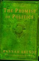 The Promise of Politics Pdf/ePub eBook
