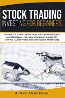 Stock Trading Investing For Beginners