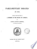 Parliamentary Debates In 1610
