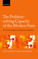 The Problem-solving Capacity of the Modern State