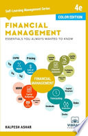 Financial Management Essentials You Always Wanted To Know (Color)