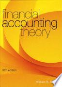 Financial Accounting Theory
