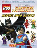 Ultimate Sticker Collection  Lego DC Comics Super Heroes  Heroes Into Battle
