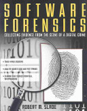 Software Forensics Book PDF