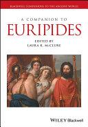 A Companion to Euripides Pdf/ePub eBook