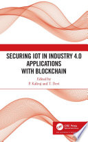 Securing IoT in Industry 4 0 Applications with Blockchain Book