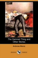 The Damned Thing and Other Stories ebook