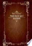 Panda s Journal Year One Book PDF