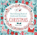 The Coloring Book of Cards and Envelopes  Christmas