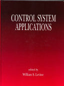 Pdf Control System Applications