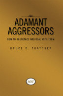 Adamant Aggressors Pdf/ePub eBook