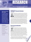 Imf Research Bulletin December 2008 Epub