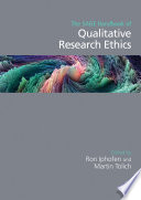 The SAGE Handbook of Qualitative Research Ethics