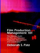 Production Management 101 Book