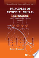 Principles Of Artificial Neural Networks  Basic Designs To Deep Learning  4th Edition