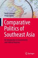 Comparative Politics of Southeast Asia Pdf/ePub eBook