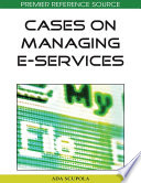 Cases on Managing E-Services Pdf/ePub eBook