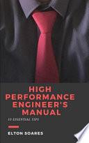 High Performance Engineer's Manual