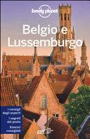Guida Turistica Belgio e Lussemburgo Immagine Copertina