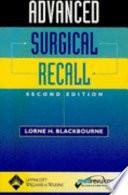 Advanced Surgical Recall Book