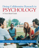Doing Collaborative Research in Psychology